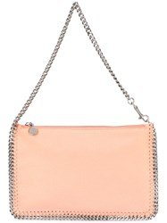 Stella Mccartney Zip Pouch Pink Purple