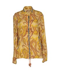 The Editor Coats And Jackets Jackets Women Yellow