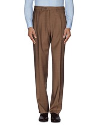 Lardini Trousers Casual Trousers Men Brown
