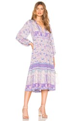 Spell And The Gypsy Collective Poinciana Dress Lavender