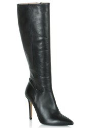 Daniel Excellence Pointed Toe Knee High Boots Black
