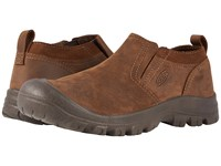 Keen Grayson Slip On Mid Brown Scylum Shoes Bronze