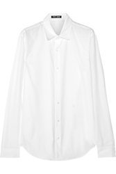 Blk Dnm 50 Oversized Cotton Poplin Shirt