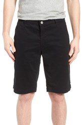 Ag Jeans Men's 'Griffin' Chino Shorts Sba Black