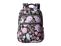 Vera Bradley Tech Backpack Alpine Floral Backpack Bags Purple