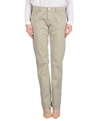 Nolita Trousers Casual Trousers Women Light Grey