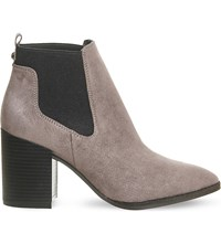 Office Logan Chelsea Boots Grey