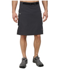 Mountain Hardwear Elkommando Kilt Shark Men's Shorts Gray