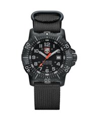 Luminox Anu Pvd Plated Stainless Steel Watch No Color