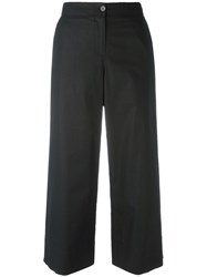 I'm Isola Marras Cropped Trousers Black