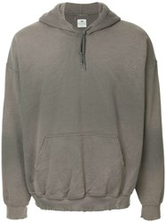 Sasquatchfabrix. Distressed Hoodie Grey
