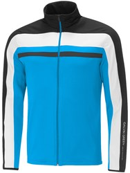 Galvin Green Men's Doyle Insula Full Zip Jumper Blue