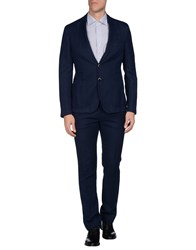Roda Suits And Jackets Suits Men Blue