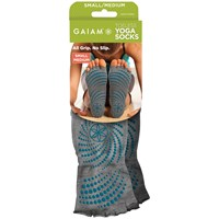 Gaiam Toeless Gripp Socks