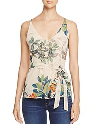 Hazel Floral Print Tank Compare At 74 Natural