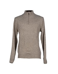 Pierre Balmain Knitwear Turtlenecks Men Beige