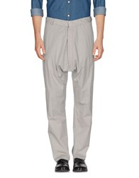 Nicolas Andreas Taralis Casual Pants Light Grey