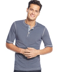 Weatherproof Short Sleeve Henley Shirt