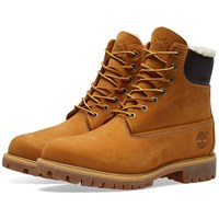 Timberland Warm Lined 6 Premium Boot Brown