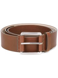 Barbara Bui Buckle Belt Brown