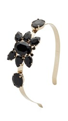 Marni Strass Hairband Black