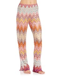 Missoni Mare Coverup Lounge Pants Multi