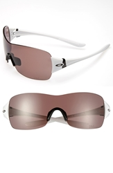 Oakley 'Miss Conduct' 137Mm Polarized Sunglasses Polished White