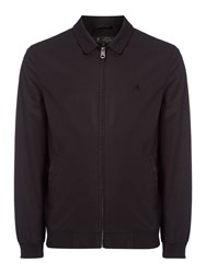 Label Lab Men's Pasadena Harrington Jacket Black