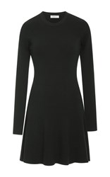 A.L.C. Miriam Long Sleeve Mini Dress Green