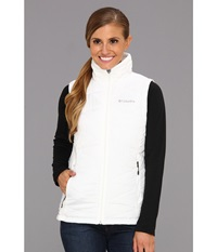Columbia Mighty Lite Iii Vest White Women's Vest