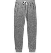 Todd Snyder Tapered Loopback Cotton Jersey Sweatpants Gray