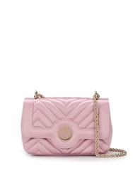 Giorgio Armani Mini Quilted Crossbody Bag Pink