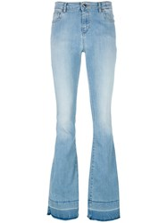 Twin Set Bootcut Jeans Blue