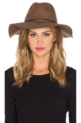 Seafolly Wayfarer Floppy Hat Brown