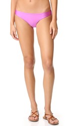 Zimmermann Separates Skinny Bikini Bottoms Hot Pink