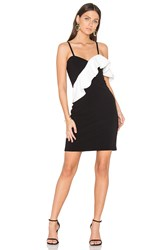 Parker Imani Dress Black And White