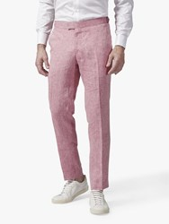 Richard James Mayfair Linen Suit Trousers