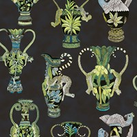 Cole And Son Khulu Vases Wallpaper 109 12058