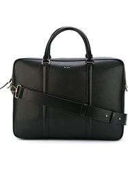 Paul Smith Classic Briefcase Black