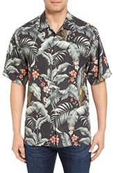 Tommy Bahama Men's Big And Tall Blumenau Original Fit Silk Camp Shirt