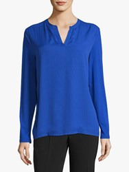 Betty Barclay Crepe And Jersey Top Adria