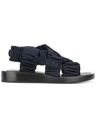 3.1 Phillip Lim Nagano Sandals Blue