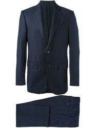 Ermenegildo Zegna 'Milano' Formal Suit Blue