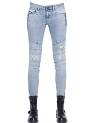 Diesel Black Gold Perge Stretch Cotton Denim Jeans Blue