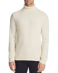 Michael Kors Cashmere Turtleneck Sweater Ivory