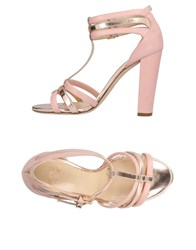Gianna Meliani Sandals Pink