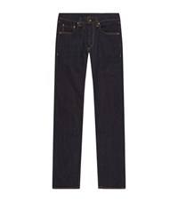 Rag And Bone Skinny Fit Jeans Male Navy