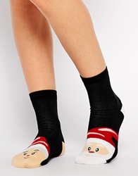 Asos Christmas Mr And Mrs Santa Socks