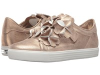 Kennel And Schmenger Leather Flower Sneaker Topaz White