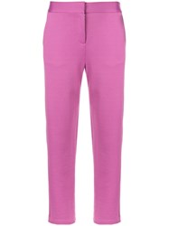 A.L.C. Slim Fit Trousers Pink